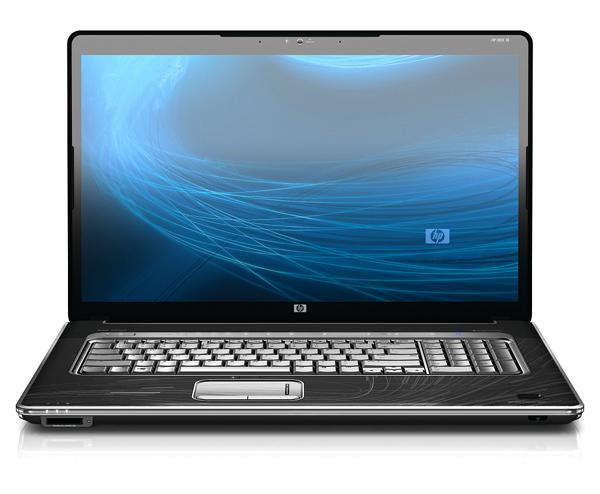 laptop HP HDX 18