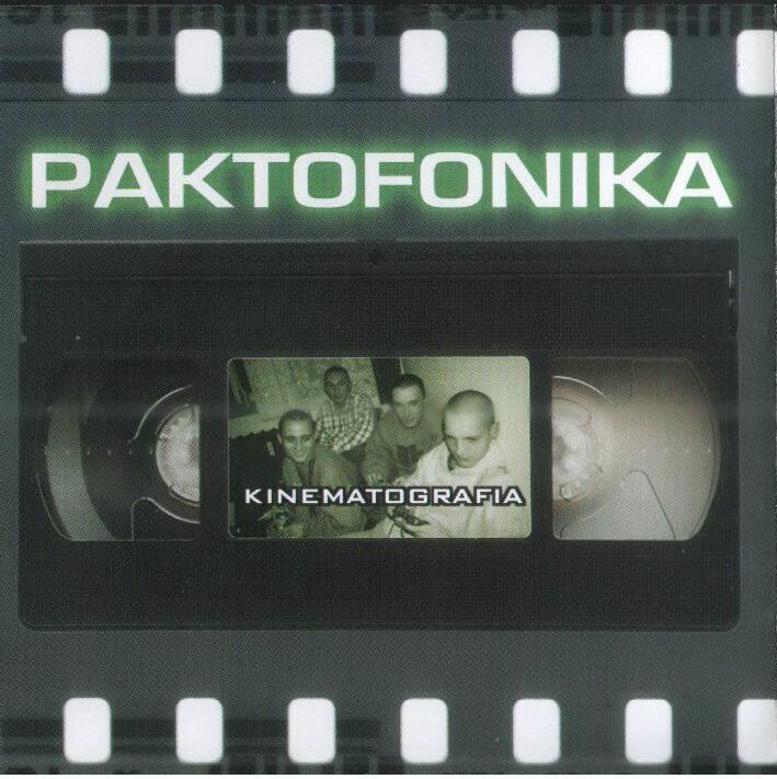 Płyta Paktofoniki pt.