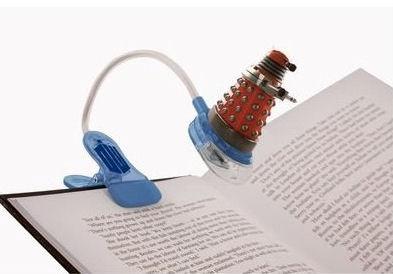 Lampka do książki - Dalek