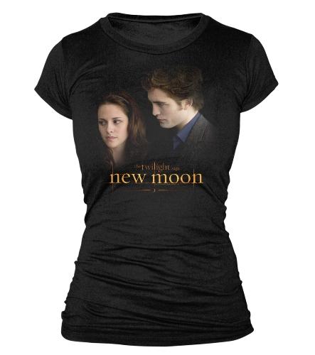 Koszulka Damska New Moon Simple Bella &  Edward Rozmiar:S
