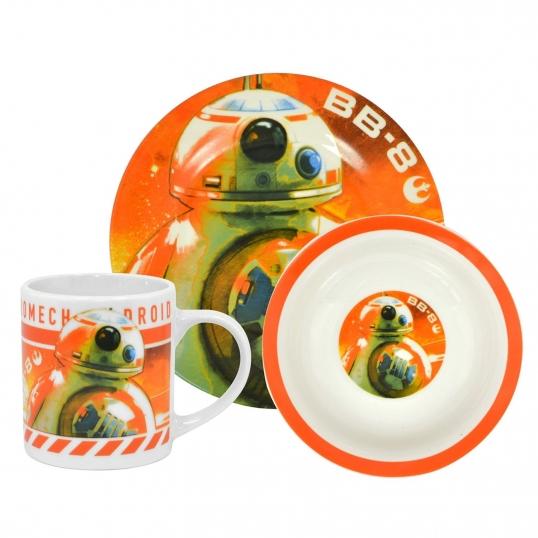 Zestaw śniadaniowy BB-8