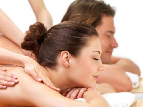 Romantyczny masaż dla dwojga