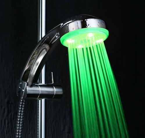 Świecący prysznic