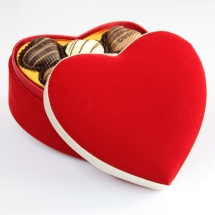 Serduszko czekoladek