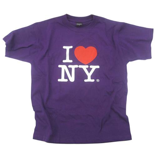 koszulka fioletowa I