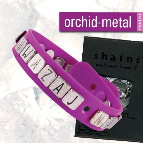 Orchid Metal 33
