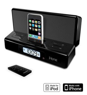 iHome iP27 Stacja dokująca z głośnikami dla iPod / iPhone