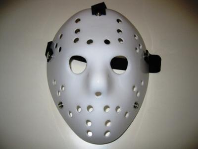 Maska Jason Friday 13 Halloween Piątek * WROCŁAW *