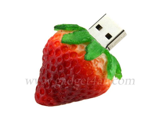 Strawberry USB Flash Drive