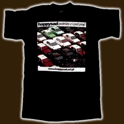 Koszulka HappySad u