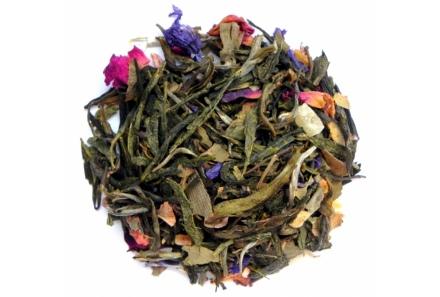 Herbata zielona -Anielskie łąki