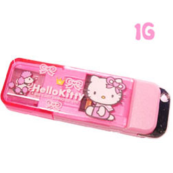 USB z hello kitty