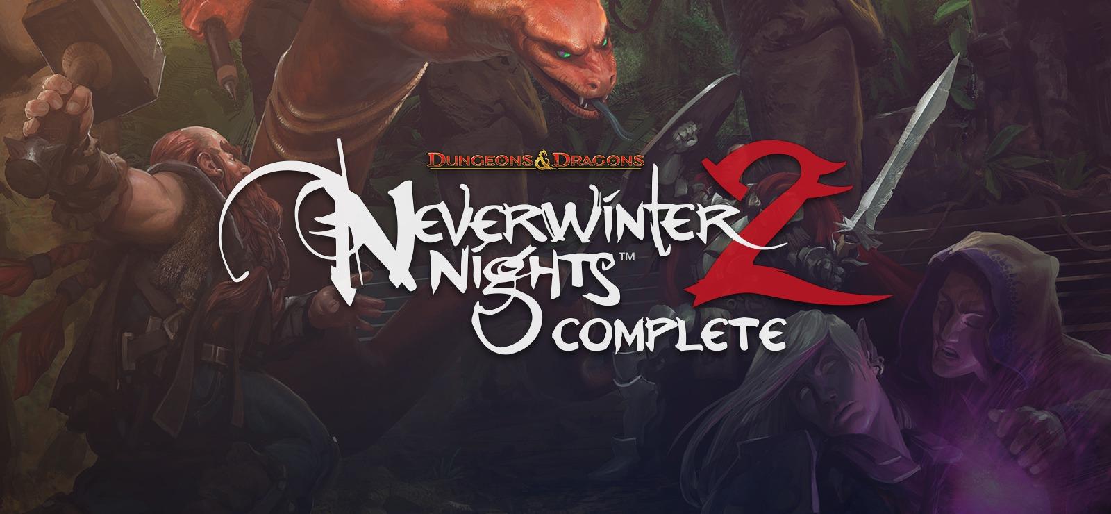 NEVERWINTER NIGHTS 2 COMPLETE