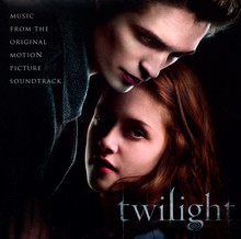 Twilight soundtrack CD
