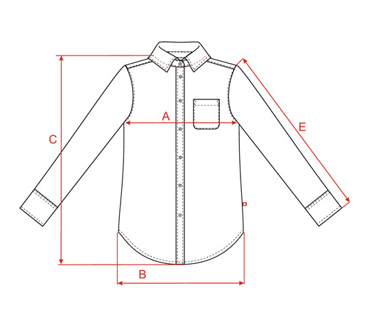 Jak dopasować rozmiar koszuli