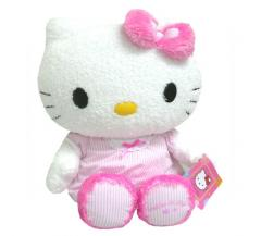 Pluszowa Hello Kitty.^^
