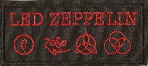 Naszywka Led Zeppelin