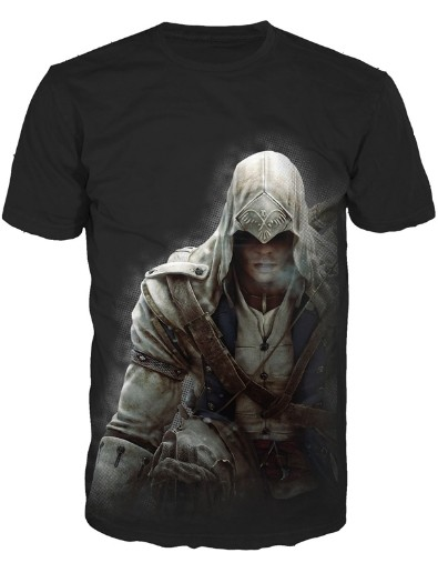 Assassin's Creed III Fading connor T-Shirt