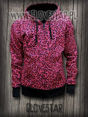 Różowa-pantera bluza