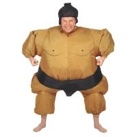 Nadmuchiwany Kostium Sumo