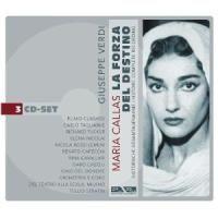 La Forza Del Destino [Moc Przeznaczenia] CD