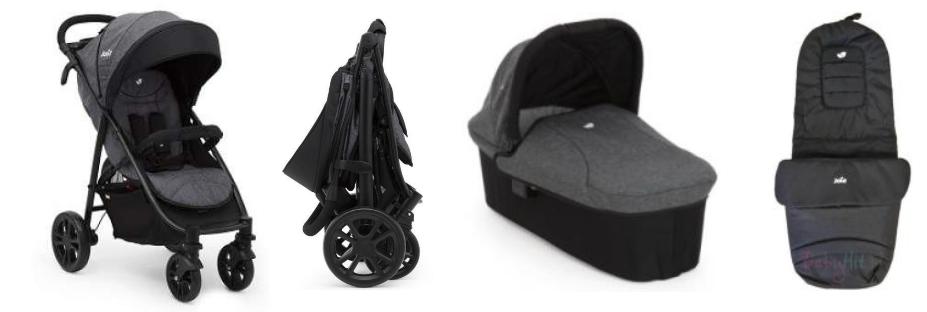 wózek dla dziecka 2w1 lub 3w1