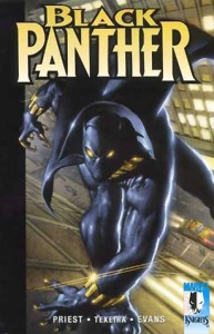 BLACK PANTHER THE CLIENT TP