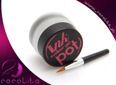 SLEEK INK POT CZARNY EYELINER W ŻELU