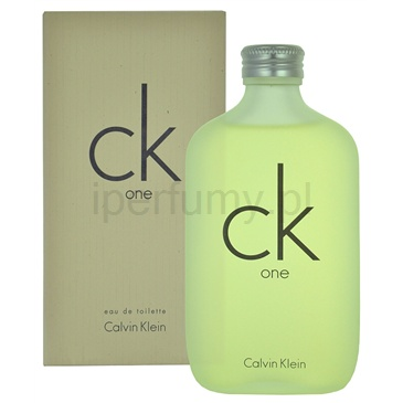 Perfumy Calvin Klein One