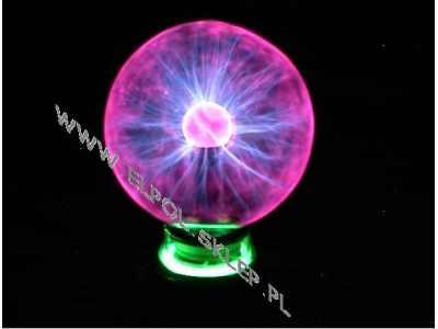 Kula Lampa Plazmowa