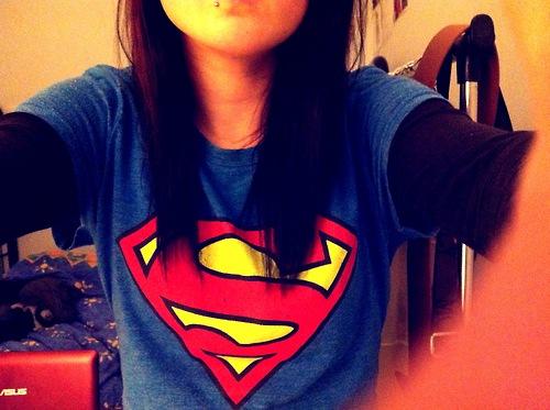 bluzka superman M