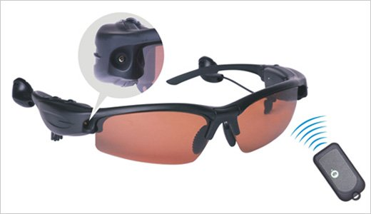 szpiegowskie okularki