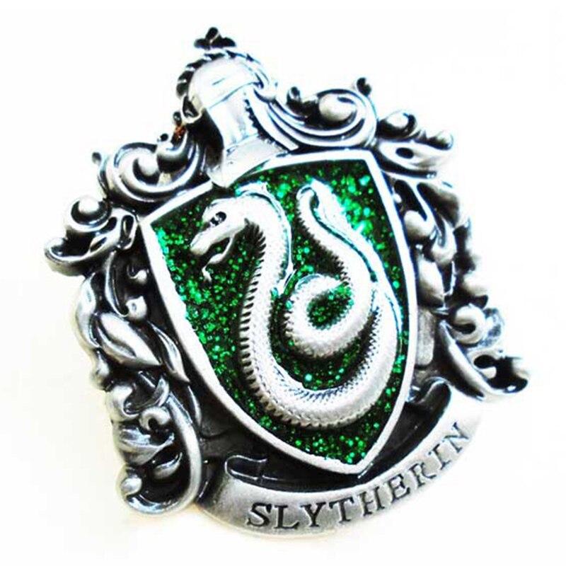 Broszka slitherin harry Potter