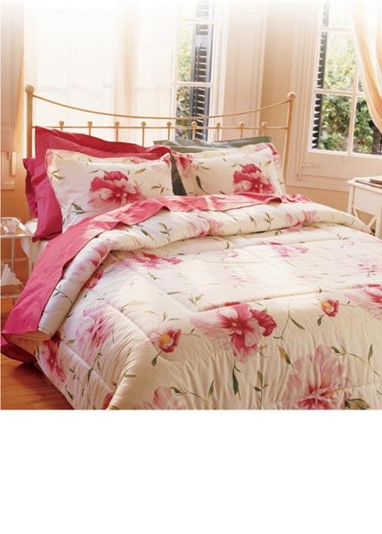 ładna pościel na łóżko