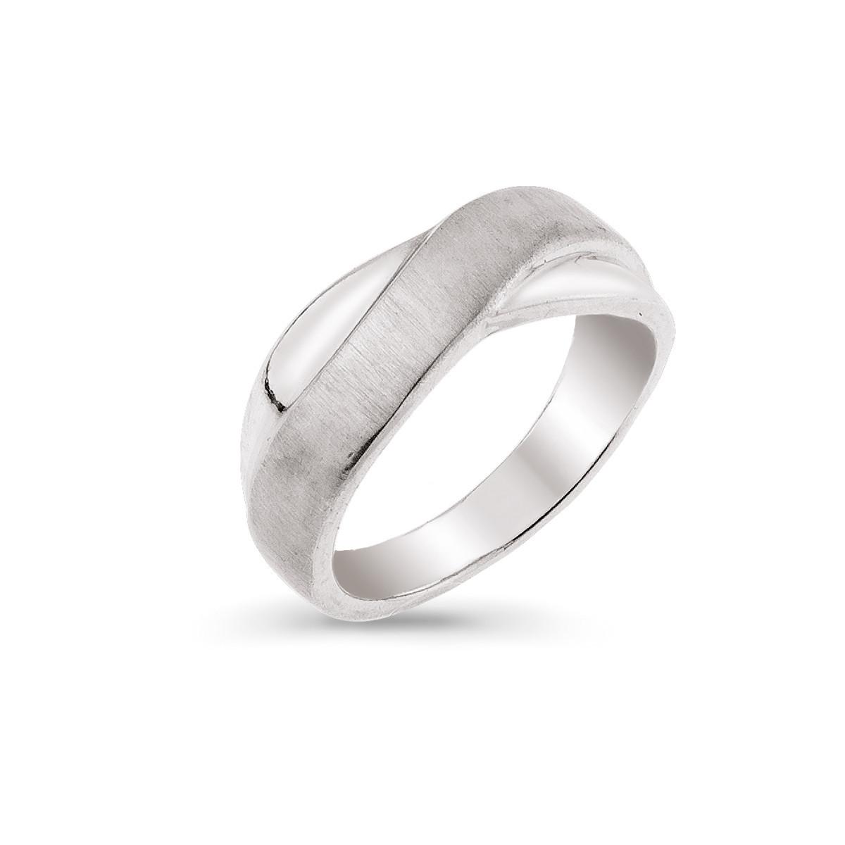 Pierścionek srebrny, rozmiar: 11, Kruk, model: SAR/PS024