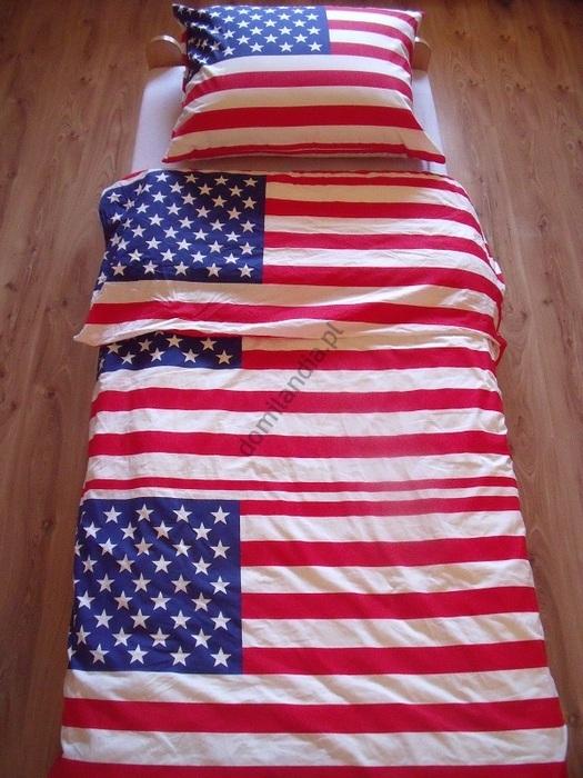 pościel flaga USA