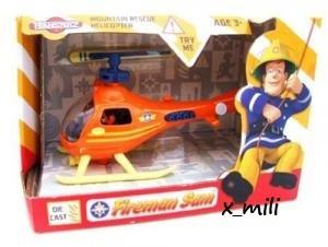 Helikopter Ratunkowy Pogotowia Górskiego - Strażak Sam
