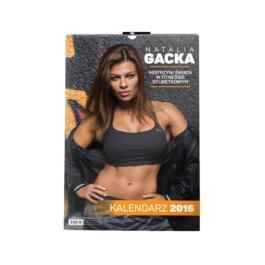 Kalendarz ścienny Natalia Gacka