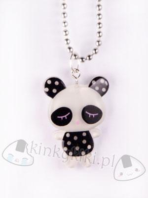 Wisiorek panda big kinkykiki