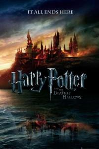 Harry Potter 7 Teaser plakat