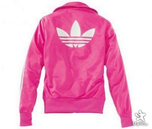 Bluza Adidas Rożowa