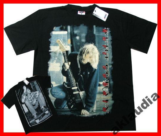 Koszulka z Kurtem ;*