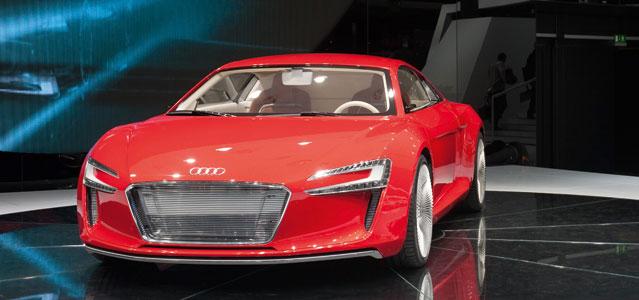 Audi e-tron - najnowszy wyczynowiec Audi