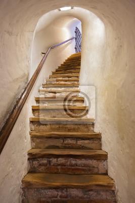 Super fototapety ze schodami
