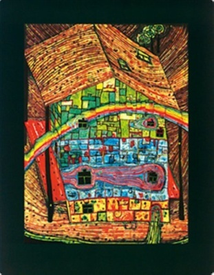 obraz Regenbogenhaus