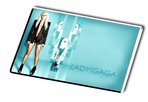 Podkładka pod mysz Lady GaGa