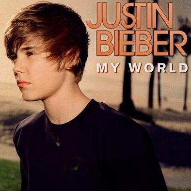 Płyta Justina Biebera-My world 1.0