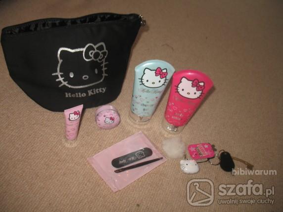 Kosmetyki Hello Kitty z H&M