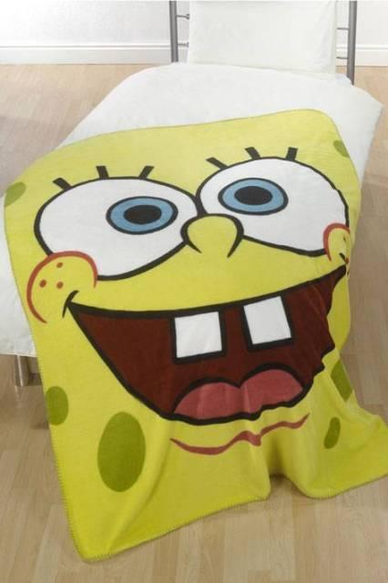 Kocyk SpongeBob