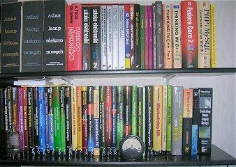 Duuuuuuuuużo książek!